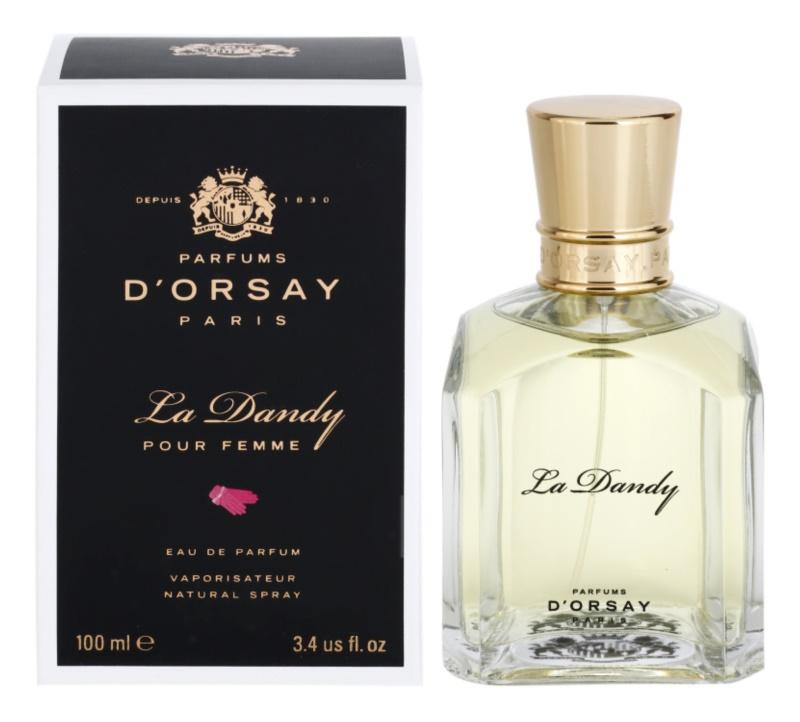 Parfums D'Orsay La Dandy Pour Femme woda perfumowana dla kobiet 100 ml