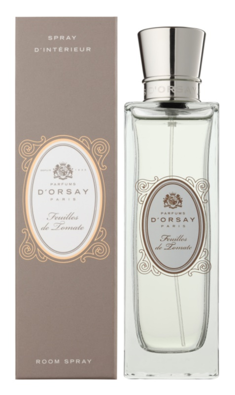 Parfums D'Orsay Feuilles de Tomate Raumspray 100 ml