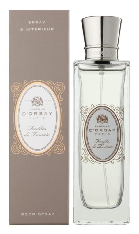 Parfums D'Orsay Feuilles de Tomate spray pentru camera 100 ml