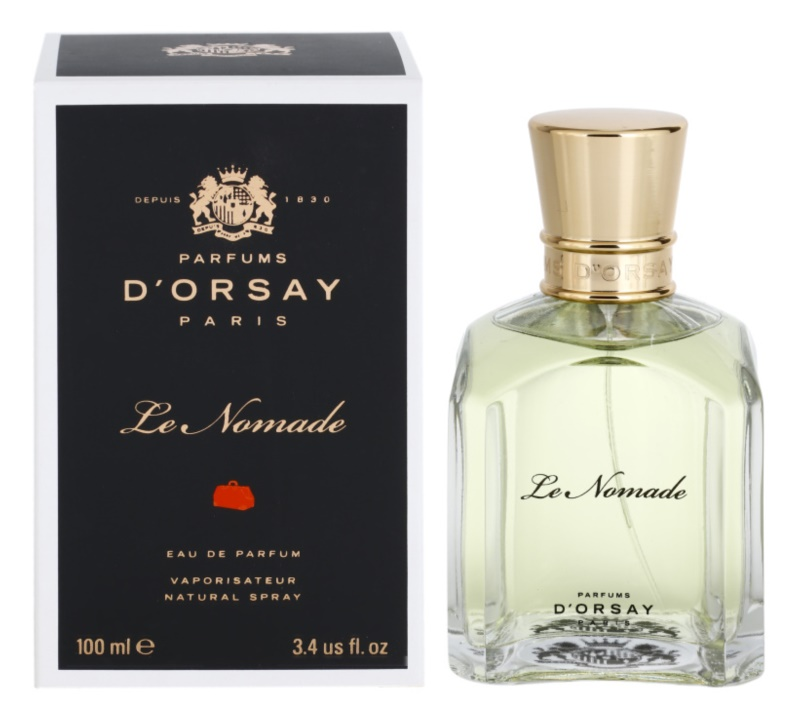 Parfums D'Orsay Le Nomade Eau de Parfum voor Mannen 100 ml