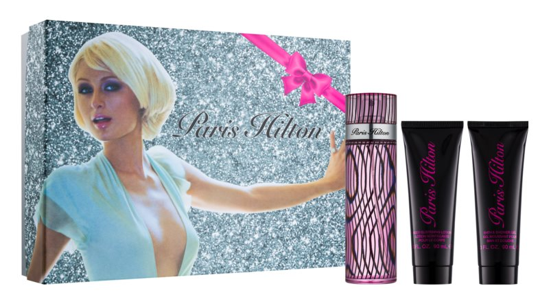Paris Hilton Paris Hilton подарунковий набір VIII.