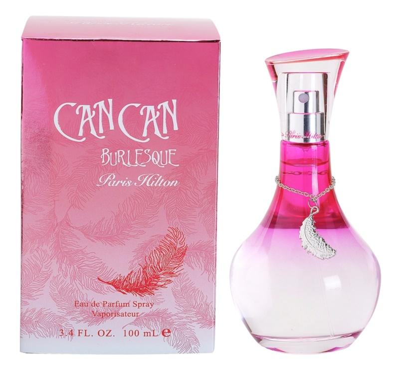 Paris Hilton Can Can Burlesque Eau de Parfum voor Vrouwen  100 ml