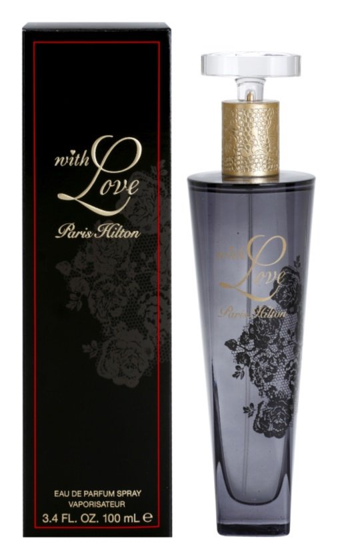 Paris Hilton With Love Eau de Parfum voor Vrouwen  100 ml