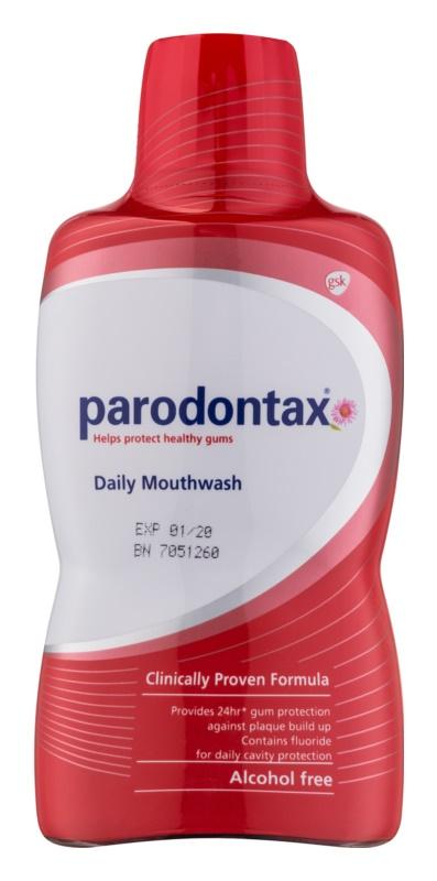 Parodontax Classic Mundwasser gegen Zahnfleischbluten