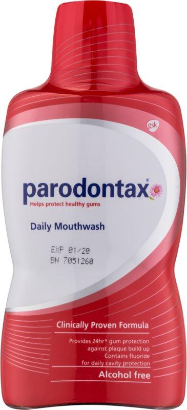Parodontax Classic ústní voda proti krvácení dásní