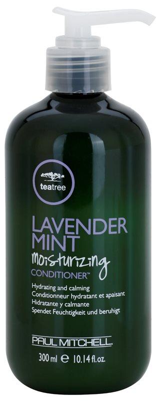 Paul Mitchell Tea Tree Lavender Mint hydratační a zklidňující kondicionér pro suché a nepoddajné vlasy