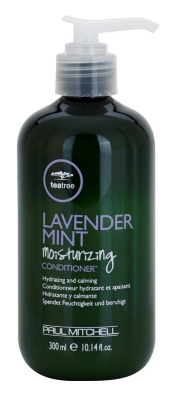 Paul Mitchell Tea Tree Lavender Mint hydratačný a upokojujúci kondicionér pre suché a nepoddajné vlasy