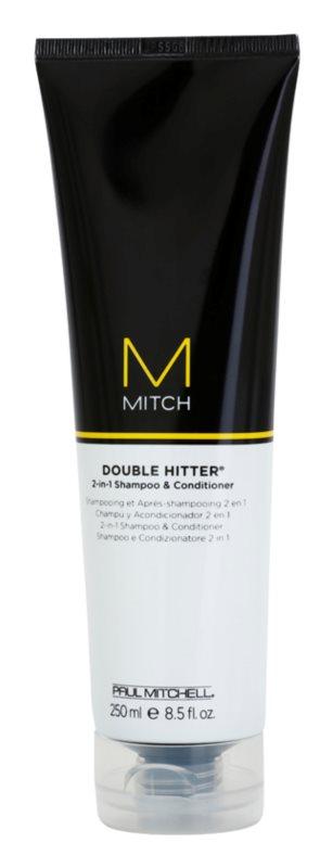 Paul Mitchell Mitch Double Hitter šampón a kondicionér 2 v1