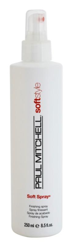 Paul Mitchell SoftStyle sprej pro finální úpravu vlasů lehké zpevnění