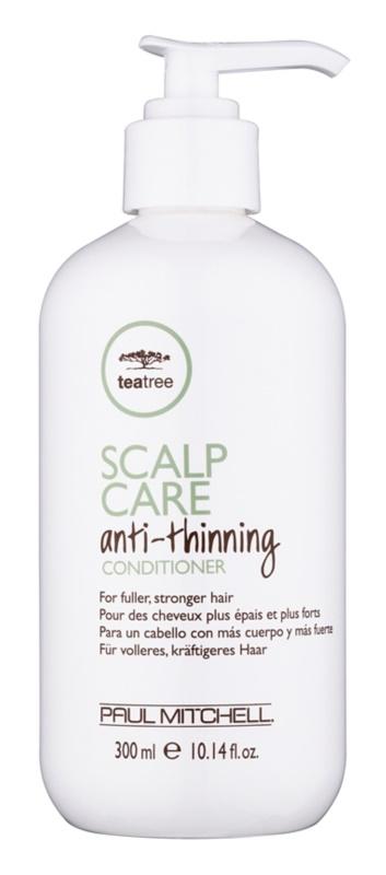 Paul Mitchell Tea Tree Scalp Care kondicionér proti rednutiu vlasov