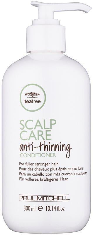 Paul Mitchell Tea Tree Scalp Care kondicionér proti řídnutí vlasů