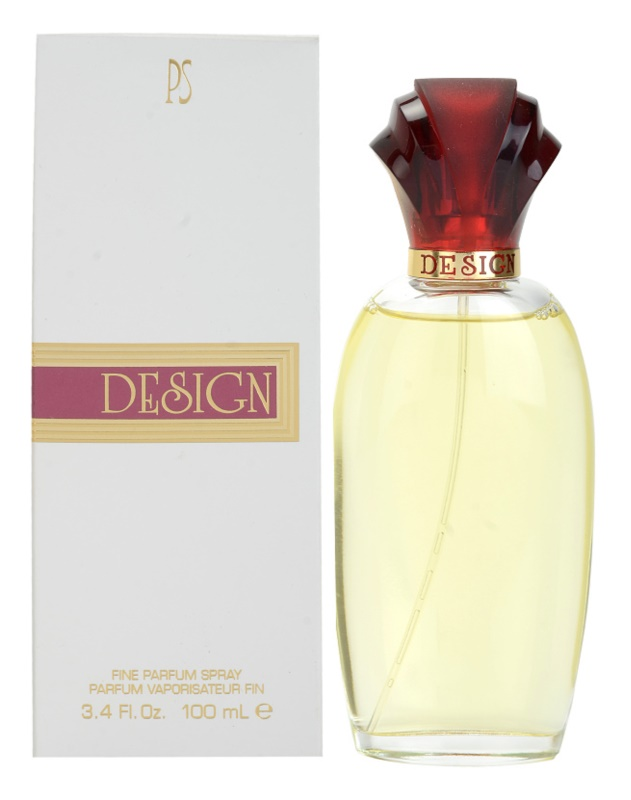Paul Sebastian Design eau de parfum nőknek 100 ml