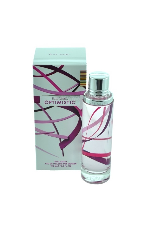 Paul Smith Optimistic for Her eau de toilette pour femme 100 ml