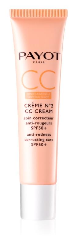 Payot Crème No.2 СС крем SPF 50+