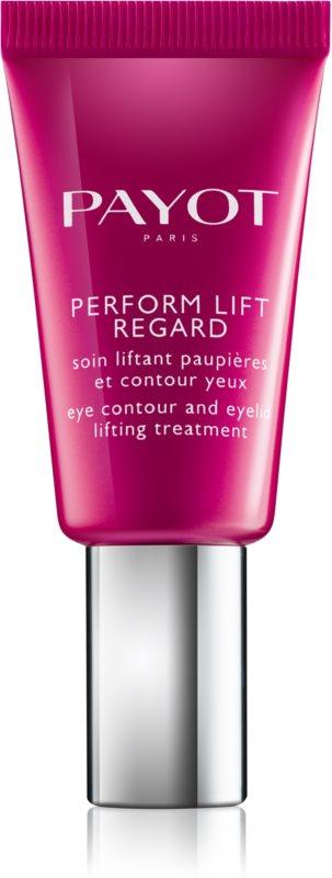 Payot Perform Lift crema intensiva para contorno de ojos con efecto lifting