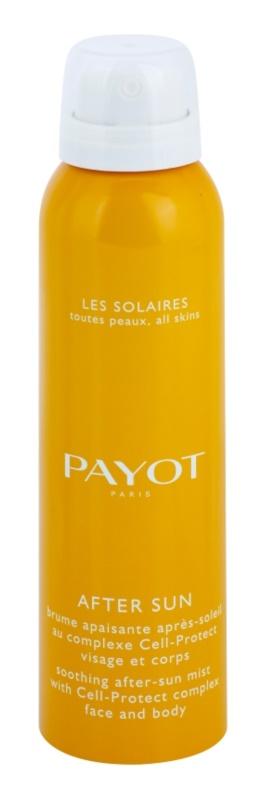 Payot After Sun Beruhigende After Sun Milch Für Gesicht und Körper