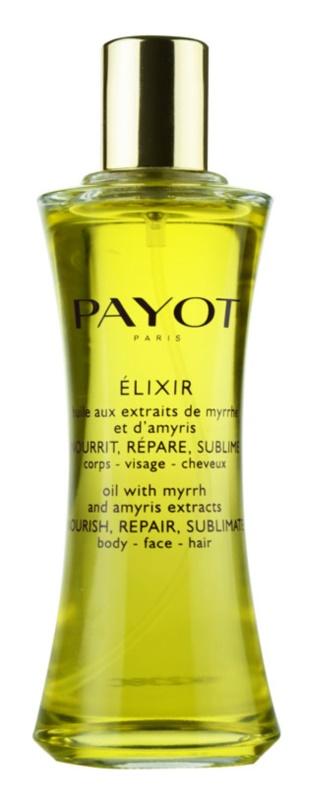 Payot Corps Visage Cheveux олійка для тіла для волосся та тіла