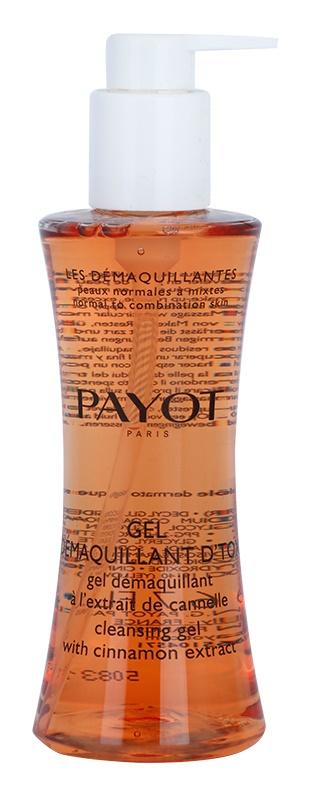 Payot Les Démaquillantes gel limpiador para pieles normales y mixtas
