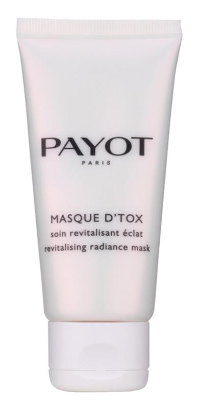 Payot Les Démaquillantes revitalisierende und aufhellende Gesichtsmaske