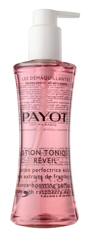 Payot Les Démaquillantes tonik złuszczający z efektem rozjaśniania
