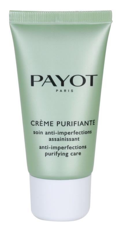 Payot Expert Pureté čisticí krém proti nedokonalostem pleti