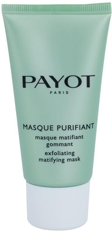 Payot Expert Pureté čisticí peelingová pleťová maska pro mastnou a smíšenou pleť