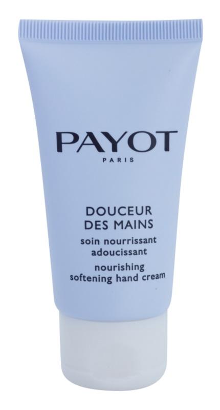 Payot Le Corps zjemňujúci krém na ruky a nechty
