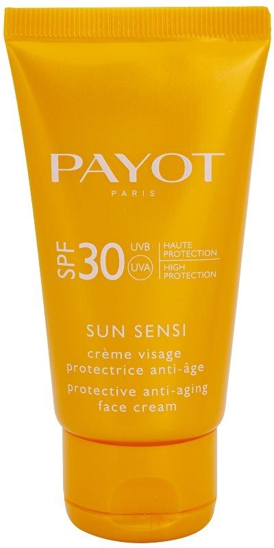 Payot Sun Sensi захисний крем проти старіння шкіри SPF 30