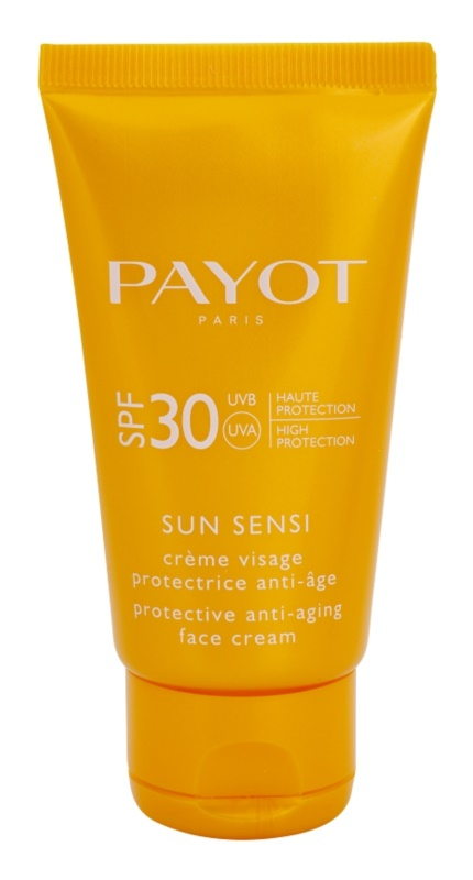 Payot Sun Sensi creme protetor anti-idade SPF 30