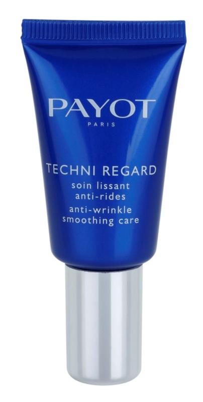 Payot Techni Liss creme de olhos para iluminação de pele instantânea
