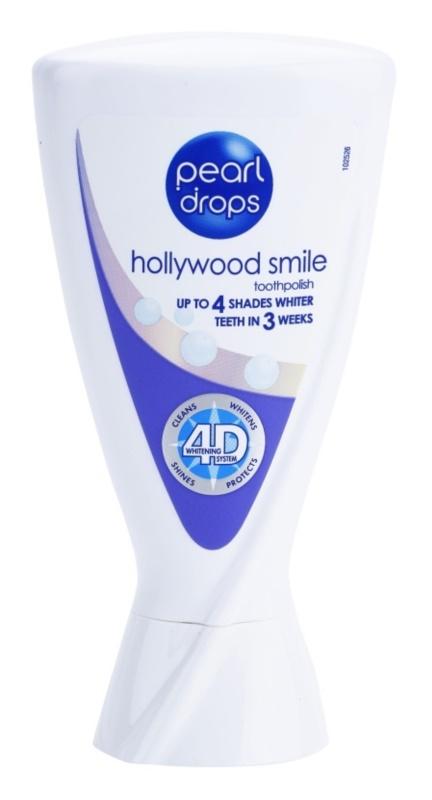 Pearl Drops Hollywood Smile bleichende Zahnpasta für strahlende Zähne