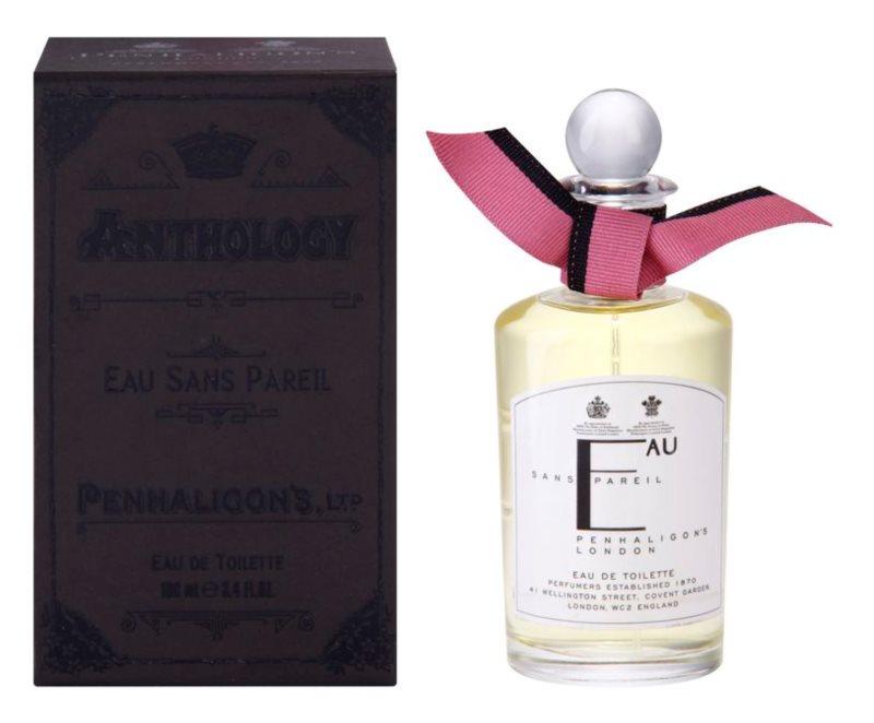 Penhaligon's Anthology: Eau Sans Pareil eau de toilette pour femme 100 ml