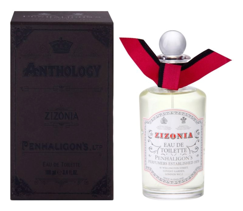 Penhaligon's Anthology: Zizonia woda toaletowa unisex 100 ml