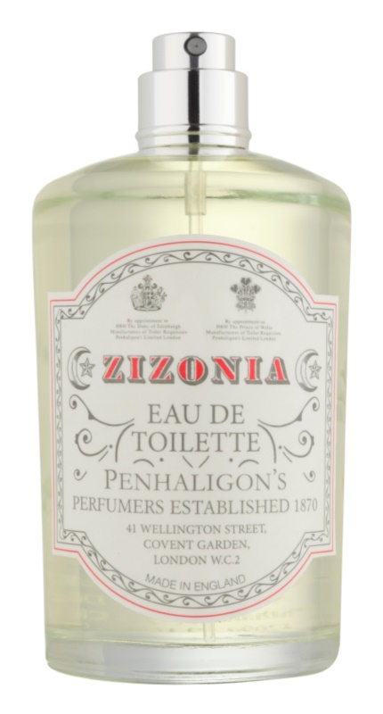 Penhaligon's Anthology: Zizonia woda toaletowa tester unisex 100 ml
