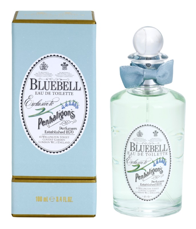 Penhaligon's Bluebell Eau de Toilette for Women 100 ml
