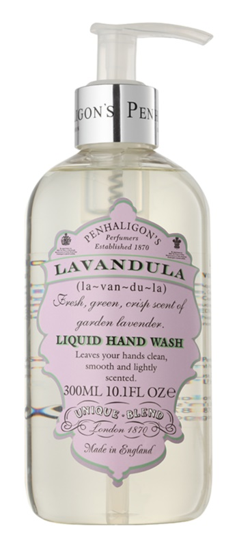 Penhaligon's Lavandula parfümierte Flüssigseife für Damen 300 ml
