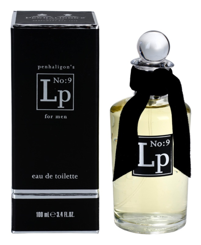 Penhaligon's LP No: 9 for Men Eau de Toilette for Men 100 ml