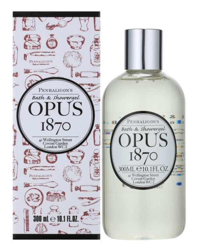 Penhaligon's Opus 1870 żel pod prysznic dla mężczyzn 200 ml