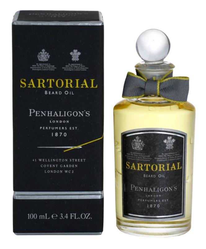 Penhaligon's Sartorial Λάδι για γενειάδα για άνδρες 100 μλ
