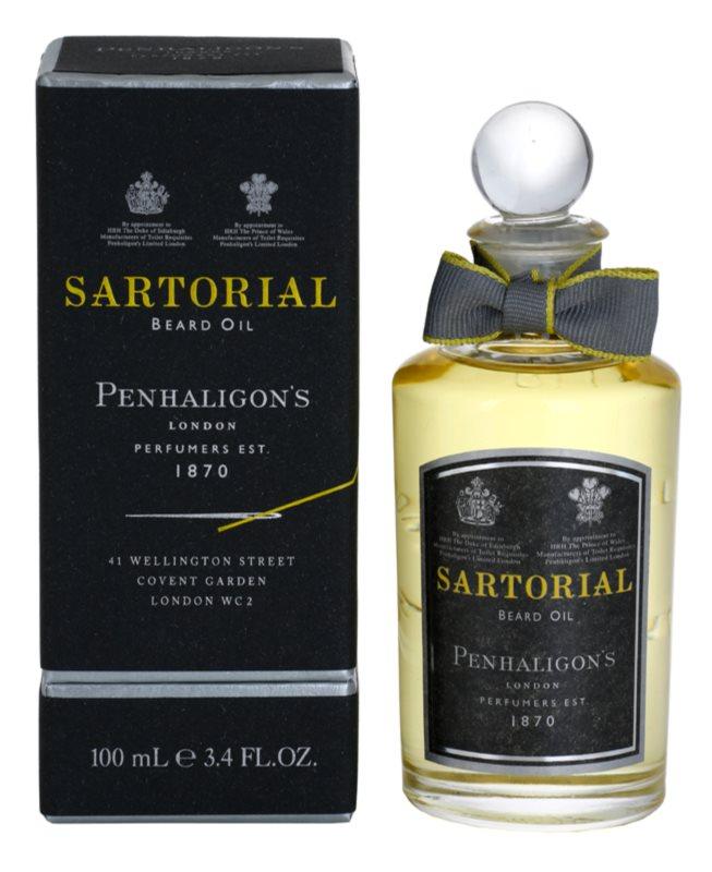 Penhaligon's Sartorial olej na vousy pro muže 100 ml