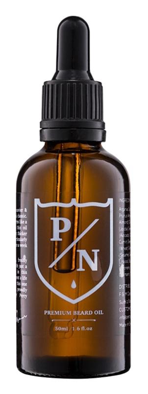 Percy Nobleman Beard Care aceite premium para barba