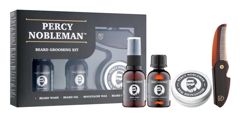 Percy Nobleman Beard Care Cosmetic Set I.