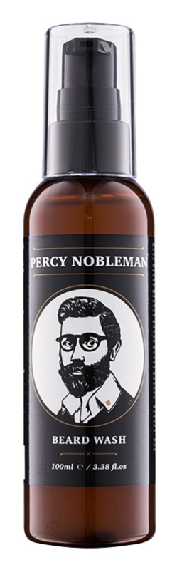 Percy Nobleman Beard Care šampon na vousy