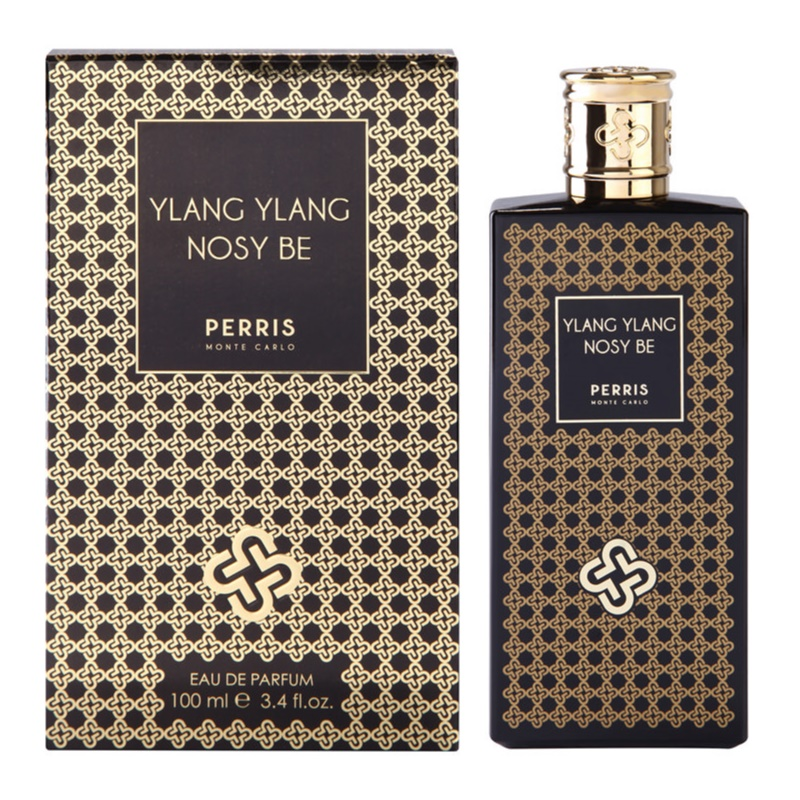 Perris Monte Carlo Ylang Ylang Nosy Be Eau de Parfum para mulheres 100 ml