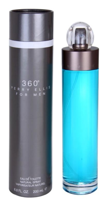 Perry Ellis 360° eau de toilette pentru barbati 200 ml