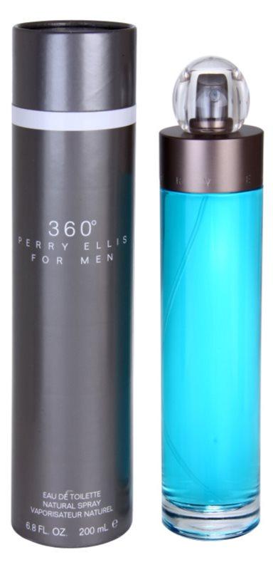 Perry Ellis 360° toaletná voda pre mužov 200 ml