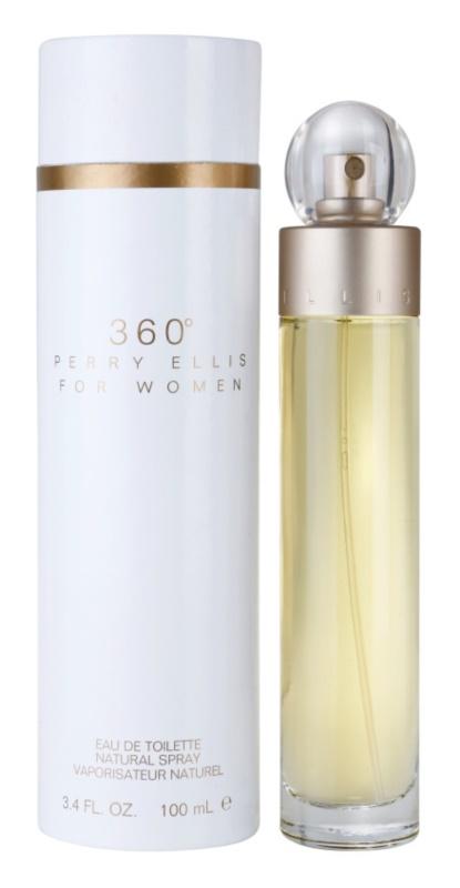 Perry Ellis 360° Eau de Toilette for Women 100 ml