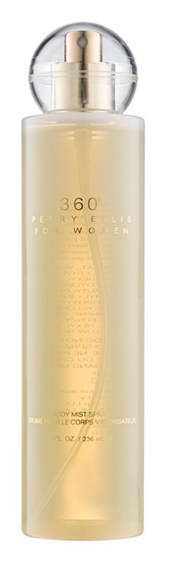 Perry Ellis 360° spray corporel pour femme 236 ml