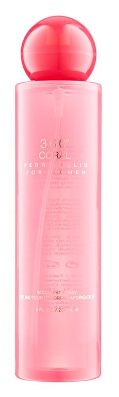 Perry Ellis 360° Coral spray corporel pour femme 236 ml