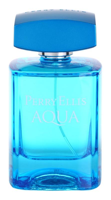 Perry Ellis Aqua woda toaletowa dla mężczyzn 100 ml